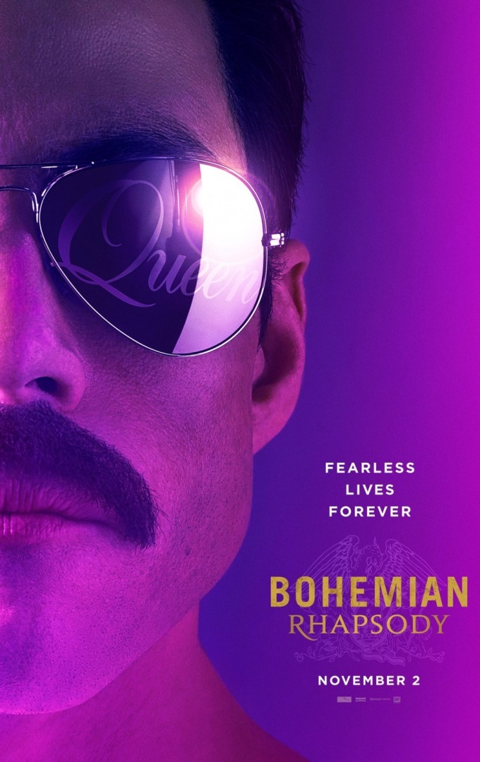 Bohemian Rhapsody Official Poster