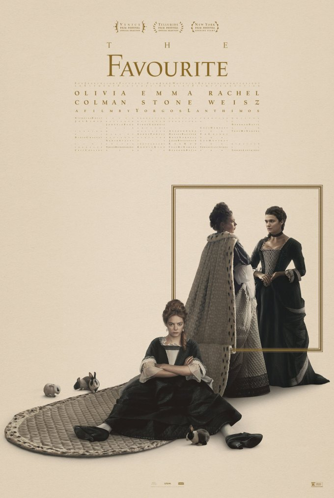 The Favorite Official Poster